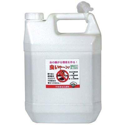 その他 害虫忌避剤 虫いや~ん散布用液剤 4L 4981390543703
