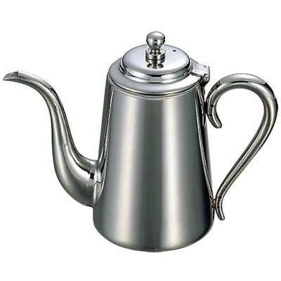 その他 UK 18-8 M型 コーヒーポット 7人用 05-0447-0303【納期目安:1週間】