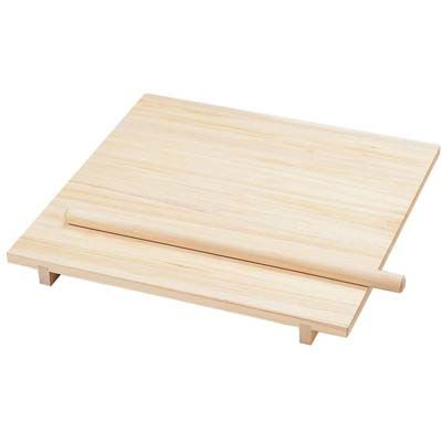 その他 桐製 のし板(棒付)中 800×700×H80(85295) ANS0702
