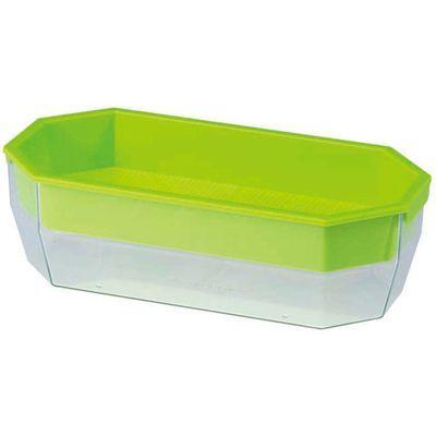 豪華な 送料無料 大和プラスチック キッチンファーム250 新作多数 1.0L グリーン 4903266723378