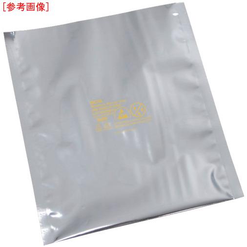 DESCO JAPAN SCS 防湿シールドバッグ SCC2000 457X457mm 100枚入り SCC200018INX18IN