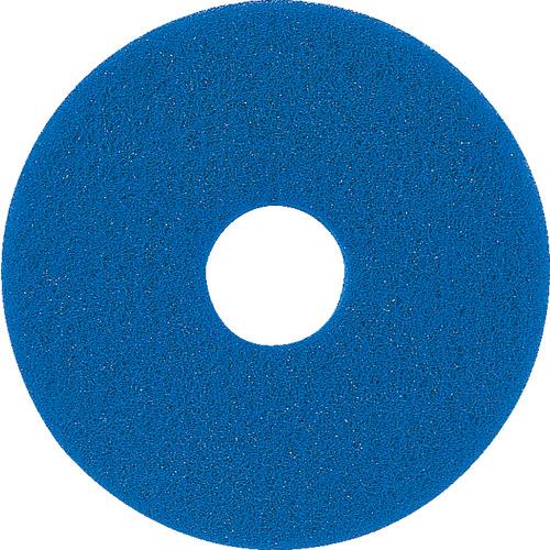 アマノ 【5個セット】アマノ フロアパッド17 青 HAL701100