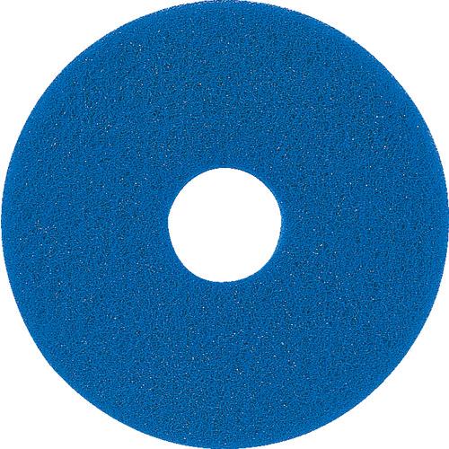 アマノ 【5個セット】アマノ フロアパッド13 青 HEC801400