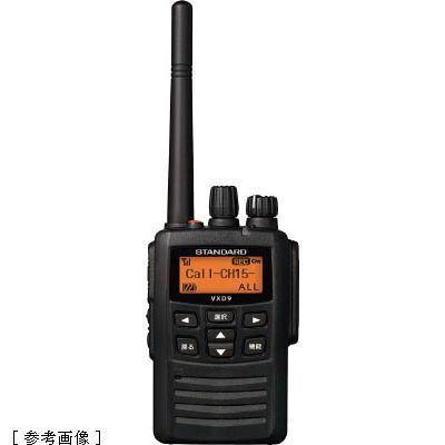 八重洲無線 スタンダード ハイパワーデジタルトランシーバー VXD9