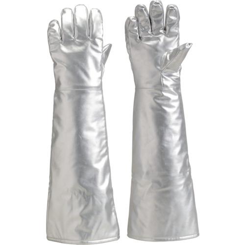 トラスコ中山 TRUSCO 遮熱・耐熱手袋 ロング TMT767FA