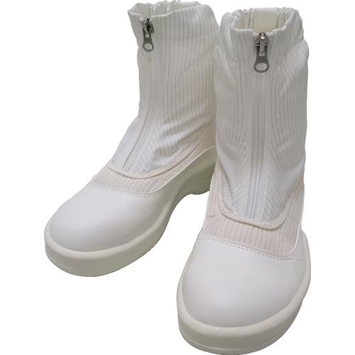 ゴールドウイン ゴールドウイン 静電安全靴セミロングブーツ ホワイト 23.0cm PA9875W23.0