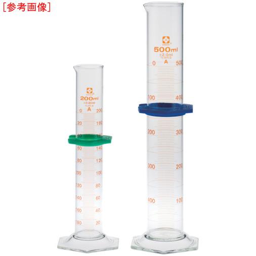 東京硝子器械 TGK メスシリンダー Sグレード 1L B付 371111774