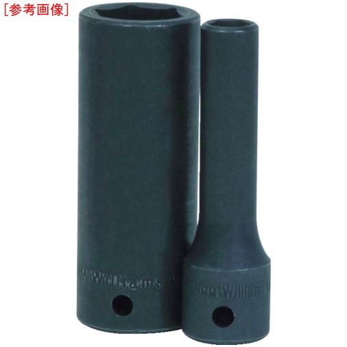 スナップオン・ツールズ WILLIAMS 1/2ドライブ ショートソケット 6角 36mm インパクト JHW4M636