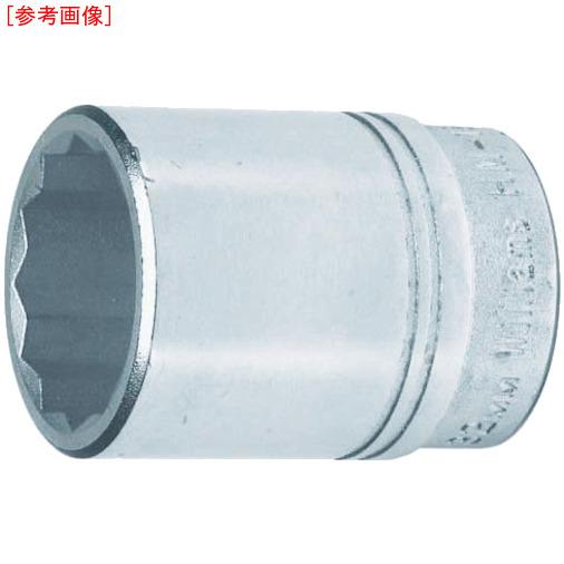 スナップオン・ツールズ WILLIAMS 3/4ドライブ ショートソケット 12角 38mm JHWHM1238