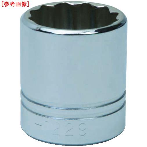 スナップオン・ツールズ WILLIAMS 1/2ドライブ ソケット 12角 34mm JHWSTM1234