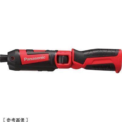 パナソニックエコソリューション Panasonic 充電スティックインパクトドライバ7.2V 本体のみ レッド EZ7521XR