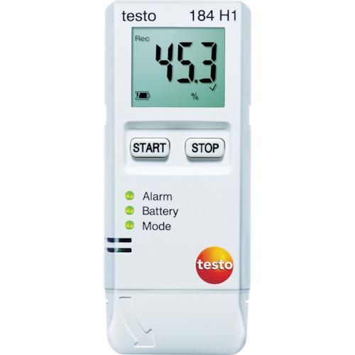 テストー テストー 温度・湿度データロガ TESTO184H1