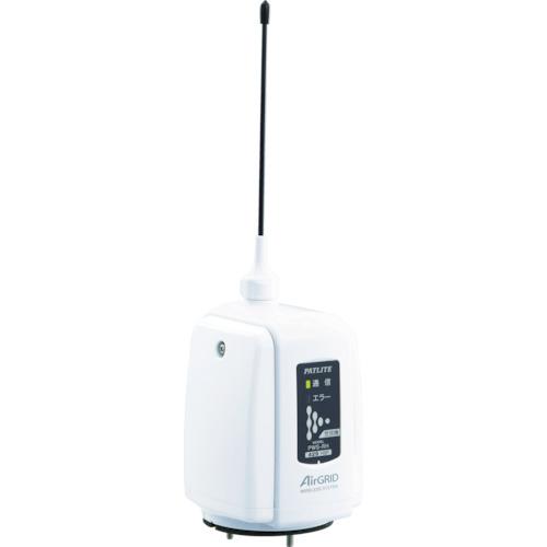パトライト パトライト ワイアレスコントロールユニット 受信機タイプ 高速版 白 PWSRHW
