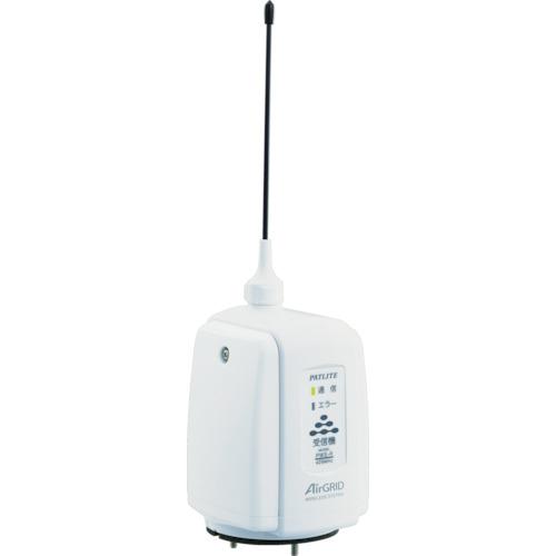 パトライト パトライト ワイアレスコントロールユニット 送信機タイプ 省エネ版 白 PWSTTNW