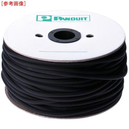 パンドウイットコーポレーション パンドウイット スーパーネットチューブ(ほつれ防止タイプ) 黒 SE25PSCTR0