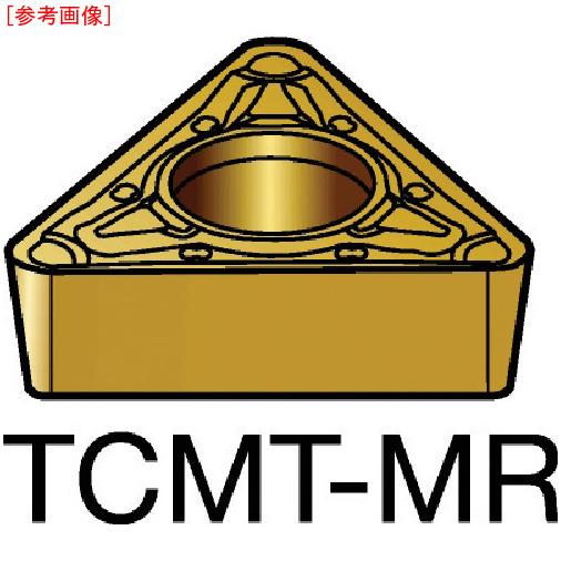 サンドビック 【10個セット】サンドビック コロターン107 旋削用ポジ・チップ 2035 TCMT220412MR