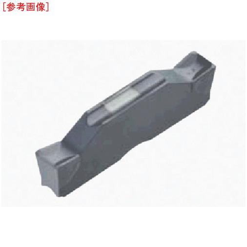 タンガロイ 【10個セット】タンガロイ 旋削用溝入れTACチップ GH130 DGM403015R
