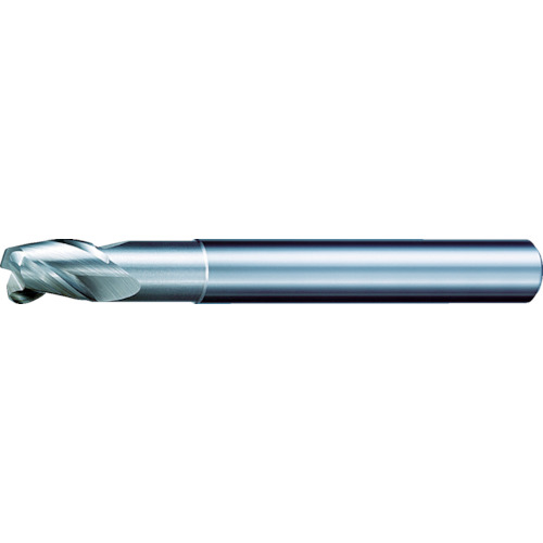 三菱マテリアル 三菱K ALIMASTER超硬ラジアスエンドミル(アルミニウム合金用・S) C3SARBD1200N0400R100