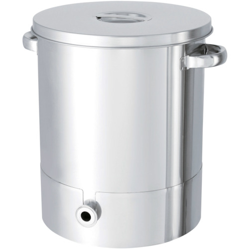 正規 プラス 日東金属工業 日東 ステンレスタンク片テーパー型汎用容器 20L KTTST30:家電のタンタンショップ-DIY・工具