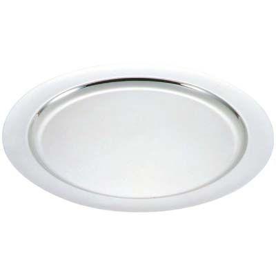 最高品質の その他 UK 18-8 プレーン 丸皿 24インチ 4520785037177, チュノアウェディング f305108e