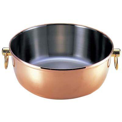 その他 ロイヤルクラデックス 銅メッキ しゃぶしゃぶ鍋 CQCW-300C EBM-4415800