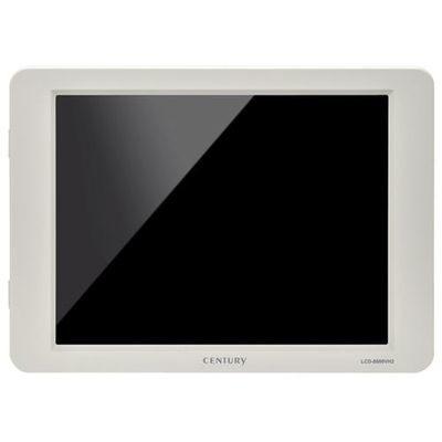 センチュリー W 8インチHDMIマルチモニター plus one HDMI グレイッシュホワイト LCD-8000VH2-W【納期目安:約10営業日】