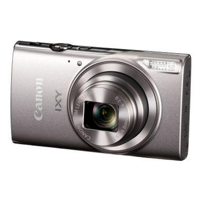 キヤノン デジタルカメラ「IXY 650」(シルバー) IXY650-SL【納期目安:3週間】