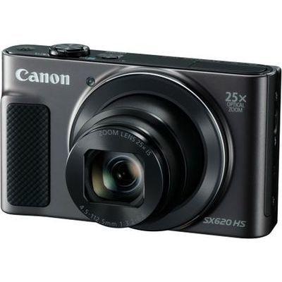 キヤノン デジタルカメラ PowerShot(パワーショット) SX620 HS(ブラック) PSSX620HS-BK【納期目安:3週間】