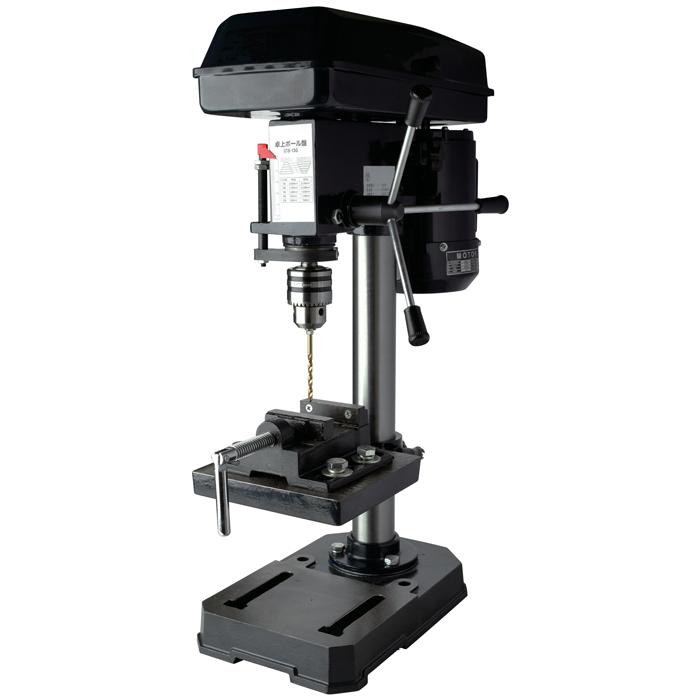 アークランドサカモト GREATTOOL(アークランドサカモト) 卓上ボール盤 穴あけ能力(一般鋼材1.5~13mm) 5段階変速付 GTB-13G 4904781390076