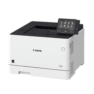 キヤノン A4カラーレーザービームプリンターSatera LBP654C LBP654C
