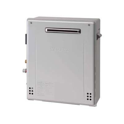 ノーリツ(NORITZ) 20号 ガスふろ給湯器 隣接設置形 シンプル(オート) (プロパン用) (GRQC2062SAXBLLPG) GRQ-C2062SAX-BL-LPG