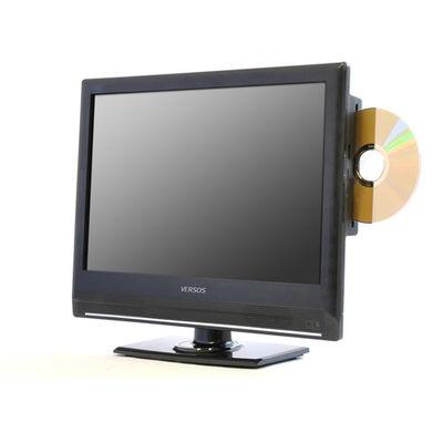 ベルソス 15.4インチ フルセグ DVDスロットインテレビ (VSTVD3701) VS-TVD-3701