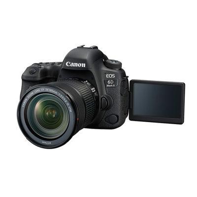 キヤノン デジタル一眼レフカメラEOS 6D Mark II ボディレンズ別売) EOS6DMK2【納期目安:2週間】