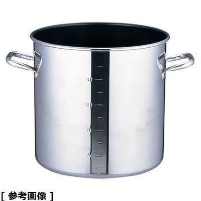 即納!最大半額! TKG (Total Kitchen Goods) SAパワー・デンジアルファ寸胴鍋(45(蓋無)目盛付) AZV7309, LuDE 95b2fe6d