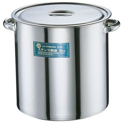 TKG (Total Kitchen Goods) SA18-8寸胴鍋(目盛付) AZV11045