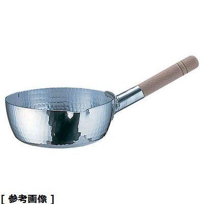 その他 アルミ本職用手打雪平鍋(3厚) AYK5324
