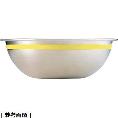 藤井器物製作所 SA18-8カラーラインボール(60 イエロー) ABC8863