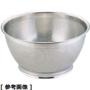 ユキワ エコクリーン18-8パンチング深型ざる(33cm UK) AEK1603【納期目安:2週間】