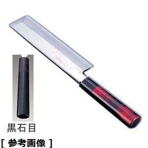 インテックカネキ 歌舞伎調和庖丁忠舟薄刃(18cm 黒石目) ATD0302