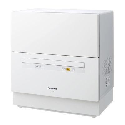 パナソニック 食器洗い乾燥機 (ホワイト) (NPTA1W) NP-TA1-W【納期目安:1週間】