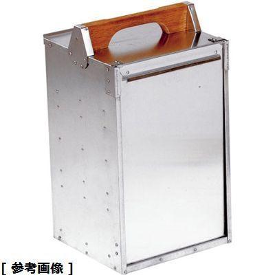AKAO(アカオ) アルミ出前箱(縦3段) ADM0802