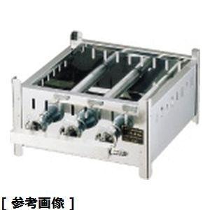 その他 SA18-0業務用角蒸器専用ガス台 AMS6719
