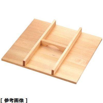 TKG (Total Kitchen Goods) 木製角セイロ用手付蓋(サワラ材) WSI05042【納期目安:3週間】