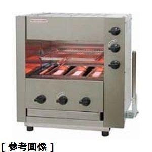 その他 ガス赤外線同時両面焼グリラー「武蔵」 DGLD101