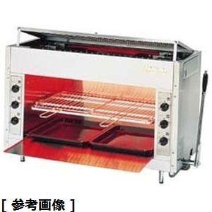 その他 ガス赤外線グリラーリンナイペット(大) DGLE502