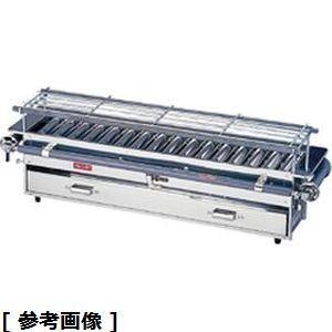 【初回限定お試し価格】 TKG (Total Kitchen Goods) SA18-0強力焼鳥器(大)(LPガス) DYK6201, カレンダー販売のいい暦 0770f521