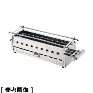 TKG (Total Kitchen Goods) SA18-0三本パイプ焼台(大)(LPガス) DYK081