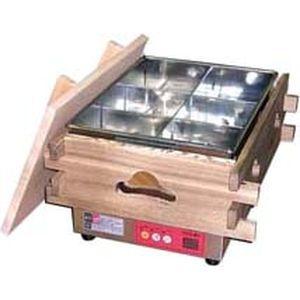 TKG (Total Kitchen Goods) エイシンマイコン電気おでん鍋6ッ切 EOD4101