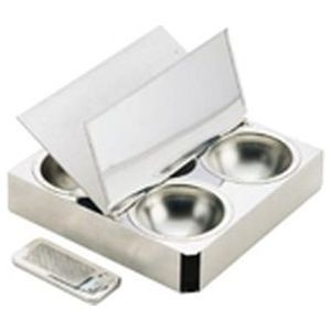 TKG (Total Kitchen Goods) マトファ18-10スパイスボックス ASP08
