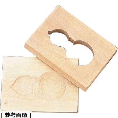 TKG (Total Kitchen Goods) 手彫物相型1ツ取り(サクラ材)兵丹 BBT35
